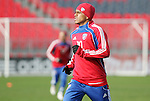20 November 2010: David Ferreira (COL). FC Dallas held a practice at BMO Field in Toronto, Ontario, Canada as part of their preparations for MLS Cup 2010, Major League Soccer's championship game.