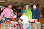 Listowel Food  & Craft Market : Attending the food and cratf market in the Listowel Arms Hotel on Sunday were Maurice Hannon, Aislls Thomas, Doirean Thomas, Denise Shanahan & Anne Shanahan from Abbeydorney.