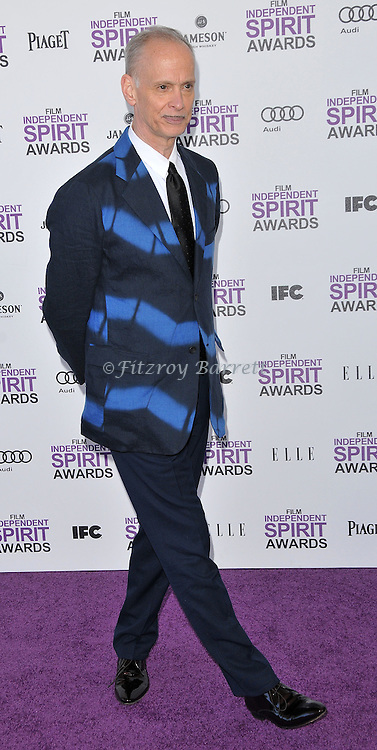 John Waters at the 2012 Film Independent Spirit Awards held at Santa Monica Beach, CA. February 25, 2012