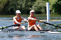 Race: 133 Event: E2- Quarter-Final - Lea RC vs Banks RC (AUS)<br /> <br /> Henley Women's Regatta 2017<br /> <br /> To purchase this photo, or to see pricing information for Prints and Downloads, click the blue 'Add to Cart' button at the top-right of the page.
