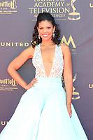 PASADENA - APR 30: Karla Mosley at the 44th Daytime Emmy Awards at the Pasadena Civic Center on April 30, 2017 in Pasadena, California