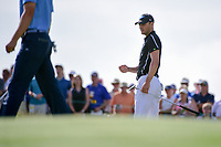 Martin Kaymer (DEU) watches his putt on 11 during Thursday's round 1 of the 117th U.S. Open, at Erin Hills, Erin, Wisconsin. 6/15/2017.<br /> Picture: Golffile | Ken Murray<br /> <br /> <br /> All photo usage must carry mandatory copyright credit (&copy; Golffile | Ken Murray)