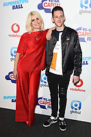 Paloma Faith &amp; Sigala in the press room for the Capital Summertime Ball 2018 at Wembley Arena, London, UK. <br /> 09 June  2018<br /> Picture: Steve Vas/Featureflash/SilverHub 0208 004 5359 sales@silverhubmedia.com
