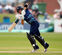 Sean Dickson bats for Kent during the Royal London One Day Cup game between Kent and Glamorgan at the St Lawrence Ground, Canterbury, on May 25, 2018