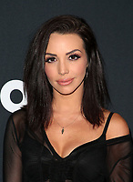 HOLLYWOOD, CA - AUGUST 10: Scheana Marie, at OUT Magazine's Inaugural POWER 50 Gala &amp; Awards Presentation at the Goya Studios in Los Angeles, California on August 10, 2017.<br /> CAP/MPIFS<br /> &copy;MPIFS/Capital Pictures