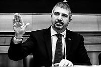 20180209 Conferenza stampa Casapound alla Camera
