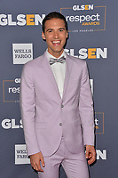 LOS ANGELES, USA. October 26, 2019: Raymond Braun at the GLSEN Awards 2019 at the Beverly Wilshire Hotel.<br /> Picture: Paul Smith/Featureflash