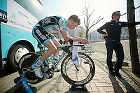 3 Days of De Panne.stage 3b: closing TT..Iljo Keisse..