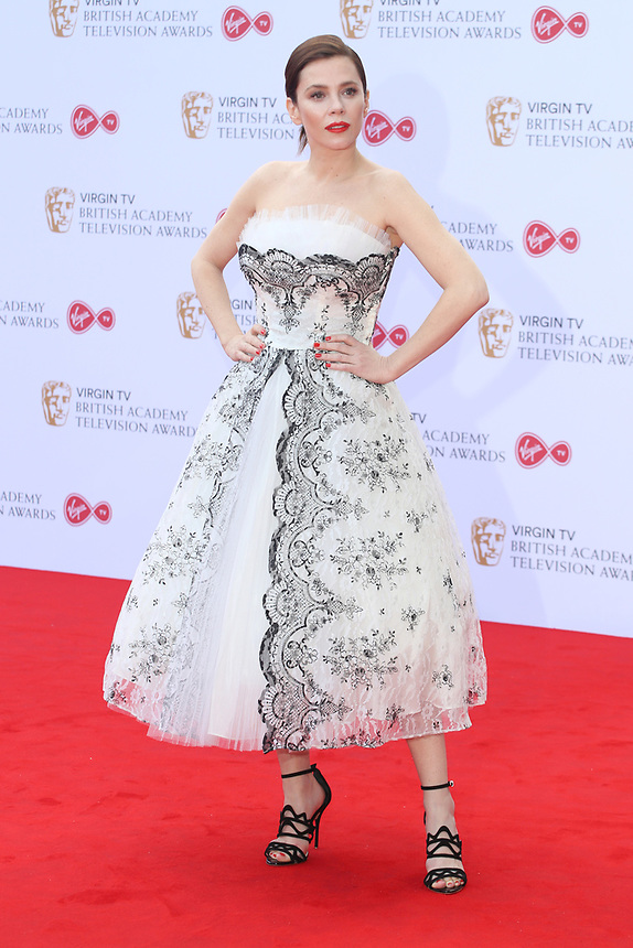 Anna Friel<br />  arriving at the Bafta Tv awards 2017. Royal Festival Hall,London  <br /> ©Ash Knotek
