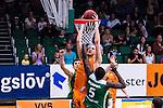 S&ouml;dert&auml;lje 2014-04-26 Basket SM-final S&ouml;dert&auml;lje Kings - Norrk&ouml;ping Dolphins :  <br /> Norrk&ouml;ping Dolphins Joakim Kjellbom p&aring; v&auml;g att g&ouml;ra po&auml;ng i matchen<br /> (Foto: Kenta J&ouml;nsson) Nyckelord:  S&ouml;dert&auml;lje Kings SBBK Norrk&ouml;ping Dolphins SM-final Final T&auml;ljehallen