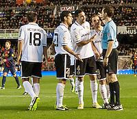 2013.02.03 La Liga Valencia Vs barcelona