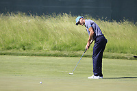 Martin Kaymer (GER) takes his putt on the 6th green during Friday's Round 2 of the 117th U.S. Open Championship 2017 held at Erin Hills, Erin, Wisconsin, USA. 16th June 2017.<br /> Picture: Eoin Clarke | Golffile<br /> <br /> <br /> All photos usage must carry mandatory copyright credit (&copy; Golffile | Eoin Clarke)