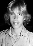Philip McKeon on August 1, 1980 in New York City.