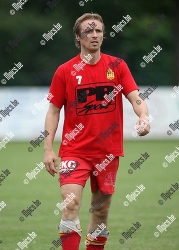 2008-08-05 / Voetbal / seizoen 2008-2009 / FC Kontich / Pascal Leemans..Foto: Maarten Straetemans (SMB)
