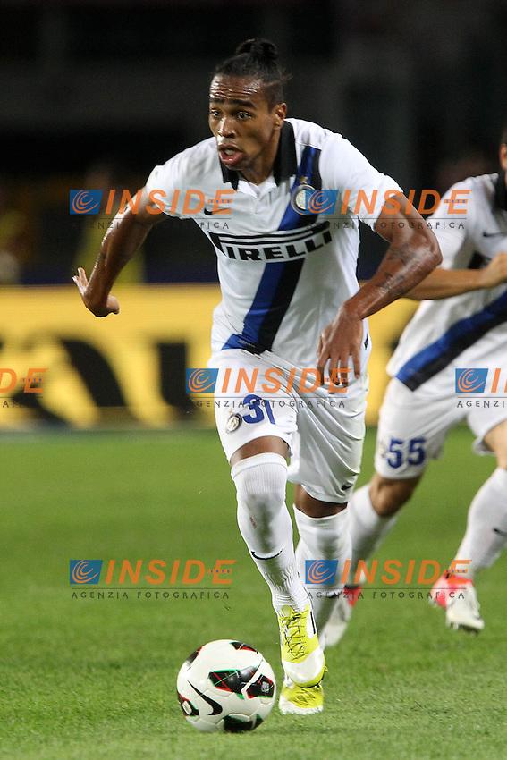"Alvaro Pereira Inter.Torino 16/09/2012 Stadio ""Olimpico"".Football Calcio Serie A 2012/13.Torino v Inter.Foto Insidefoto Paolo Nucci."