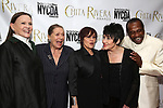 Ann Reinking, Graciela Daniele, Lisa Mordente, Chita Rivera and Ben Vereen attends the Chita Rivera Awards at NYU Skirball Center on May 19, 2019 in New York City.