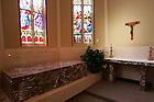 O'Hara Chapel in the Basilica of the Sacred Heart..Photo by Matt Cashore