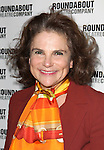 Tovah Feldshuh  attending the Broadway Opening Night Performance of 'The Mystery of Edwin Drood' at Studio 54 in New York City on 11/13/2012