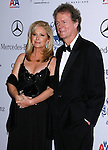 BEVERLY HILLS, CA. - October 25: Kathy Hilton and Rick Hilton arrive at The 30th Anniversary Carousel Of Hope Ball at The Beverly Hilton Hotel on October 25, 2008 in Beverly Hills, California.
