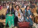 Iraq 2010.During the celebration of Nowruz in Koy Sanjaq, people , men and women, in traditional clothes.Irak 2010.Fete de Nowruz a Koy Sanjaq, hommes et femmes portent le costume kurde