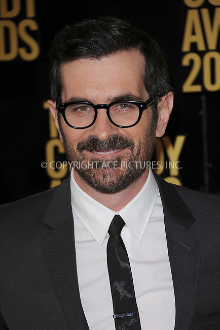 WWW.ACEPIXS.COM . . . . . .April 28, 2012...New York City....Ty Burrell arriving to attend The Comedy Awards 2012 at Hammerstein Ballroom on April 28, 2012  in New York City ....Please byline: KRISTIN CALLAHAN - ACEPIXS.COM.. . . . . . ..Ace Pictures, Inc: ..tel: (212) 243 8787 or (646) 769 0430..e-mail: info@acepixs.com..web: http://www.acepixs.com .