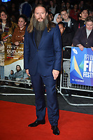 "David MacKenzie<br /> arriving for the London Film Festival screening of ""Outlaw King"" at the Cineworld Leicester Square, London<br /> <br /> ©Ash Knotek  D3446  17/10/2018"