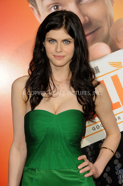 WWW.ACEPIXS.COM . . . . . ....February 23 2011, Los Angeles....Actress Alexandra Daddario arriving at the premiere of Warner Brothers' 'Hall Pass' at the Cinerama Dome on February 23, 2011 in Los Angeles, CA....Please byline: PETER WEST - ACEPIXS.COM....Ace Pictures, Inc:  ..(212) 243-8787 or (646) 679 0430..e-mail: picturedesk@acepixs.com..web: http://www.acepixs.com