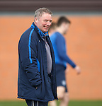 Ally McCoist keeps his good humour intact at the end of another turbulent week for his club