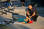 Shooting at a kids baseball game. Queen Anne Park in the mid-city area of LA. 3 people were shot.Shooting at a kids baseball game. Queen Anne Park in the mid-city area of LA. 3 people were shot.Shooting at Queen Anne Park in the mid-city area of Los Angeles. 3 people were shot during a children's baseball game in the late afternoon. The gun man escaped.Shooting at Queen Anne Park in the mid-city area of Los Angeles. 3 people were shot during a children's baseball game in the late afternoon. The gun man escaped..LAPD says the shooting was gang related.