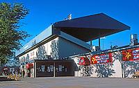 Ballparks: Toledo, OH. Ned Skeldon Stadium--Exterior.  Photo 1997.