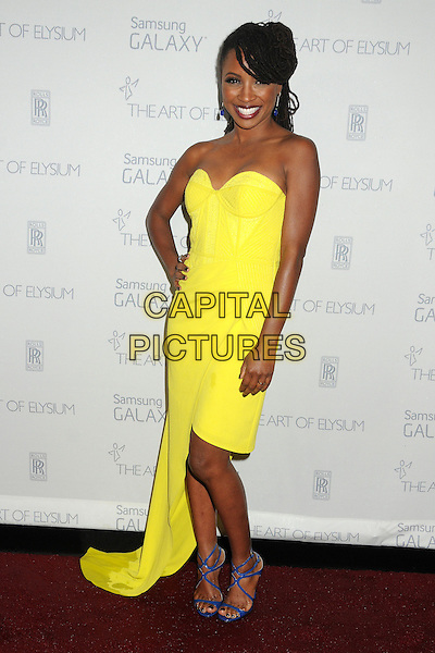 10 January 2015 - Santa Monica, California - Shanola Hampton. The Art of Elysium&rsquo;s 8th Annual Heaven Gala held at Hangar 8.   <br /> CAP/ADM/BP<br /> &copy;Byron Purvis/AdMedia/Capital Pictures