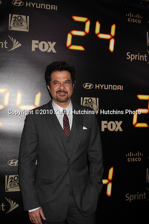 "Anil Kapoor.arrives at the ""24"" Series Finale Party .Boulevard3.Los Angeles, CA.April 30, 2010.©2010 Kathy Hutchins / Hutchins Photo..."