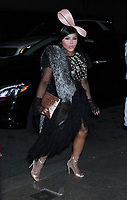 April. 06, 2019 Lil Kim attend Wedding Reception of Marc Jacobs and Char Defrancesco at the Grill & Pool in New York April 06, 2019 <br /> CAP/MPI/RW<br /> ©RW/MPI/Capital Pictures
