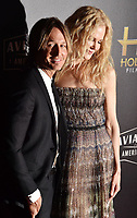 BEVERLY HILLS, CA - NOVEMBER 04: Nicole Kidman and Keith Urban arrive at the 22nd Annual Hollywood Film Awards at the Beverly Hilton Hotel on November 4, 2018 in Beverly Hills, California.<br /> CAP/ROT/TM<br /> &copy;TM/ROT/Capital Pictures