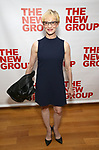 "Tracy Shayne attends the New Group World Premiere of ""The True"" on September 20, 2018 at The Green Fig Urban Eatery in New York City."