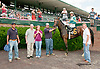 Dr. Drew winning at Delaware Park on 7/4/13
