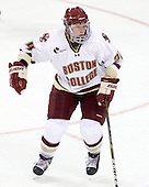 Bill Arnold (BC - 24) - The Boston College Eagles defeated the visiting University of Toronto Varsity Blues 8-0 in an exhibition game on Sunday afternoon, October 3, 2010, at Conte Forum in Chestnut Hill, MA.