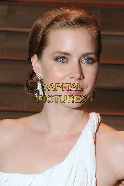02 March 2014 - West Hollywood, California - Amy Adams. 2014 Vanity Fair Oscar Party following the 86th Academy Awards held at Sunset Plaza.  <br /> CAP/ADM/BP<br /> &copy;Byron Purvis/AdMedia/Capital Pictures