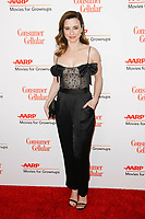 BEVERLY HILLS, CALIFORNIA - FEBRUARY 04: Linda Cardellini at AARP The Magazine's 18th Annual Movies for Grownups Awards at the Beverly Wilshire Four Seasons Hotel on February 04, 2019 in Beverly Hills, California. Credit: ImagesSpace/MediaPunch