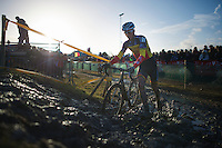 Sven Nys (BEL)<br /> <br /> 2014 Noordzeecross<br /> Elite Men