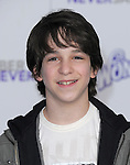 "Zachary Gordon attends the Paramount Pictures' L.A. Premiere of ""JUSTIN BIEBER: NEVER SAY NEVER."" held at The Nokia Theater Live in Los Angeles, California on February 08,2011                                                                               © 2010 DVS / Hollywood Press Agency"