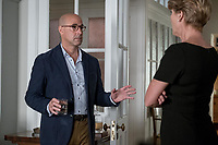 The Children Act (2018)<br /> Stanley Tucci, Emma Thompson<br /> *Filmstill - Editorial Use Only* see Special Instructions.<br /> CAP/PLF<br /> Image supplied by Capital Pictures