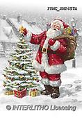 Marcello, CHRISTMAS SANTA, SNOWMAN, WEIHNACHTSMÄNNER, SCHNEEMÄNNER, PAPÁ NOEL, MUÑECOS DE NIEVE, paintings+++++,ITMCXM1457A,#X#