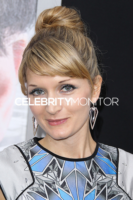 """WESTWOOD, LOS ANGELES, CA, USA - APRIL 10: Annie Marter at the Los Angeles Premiere Of Warner Bros. Pictures And Alcon Entertainment's """"Transcendence"""" held at Regency Village Theatre on April 10, 2014 in Westwood, Los Angeles, California, United States. (Photo by Xavier Collin/Celebrity Monitor)"""