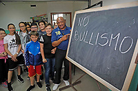 Marvin Hagler , No al Bullismo