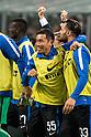 "Yuto Nagatomo (Inter), SEPTEMBER 13, 2015 - Football / Soccer : Italian ""Serie A"" match between FC Inter Milan 1-0 AC Milan at Stadio Giuseppe Meazza ""San Siro"" in Milan, Italy. (Photo by Enrico Calderoni/AFLO SPORT)"