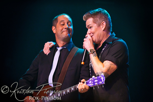 Sugar Ray performs at Twin River Casino March 20, 2015