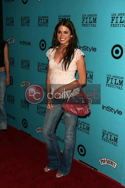 Nikki Reed<br />