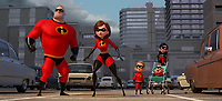 INCREDIBLES 2 (2018)<br /> CRAIG T. NELSON, HOLLY HUNTER<br /> *Filmstill - Editorial Use Only*<br /> CAP/FB<br /> Image supplied by Capital Pictures
