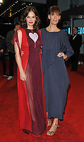 Ruth Wilson and Clio Barnard at the 61st BFI LFF &quot;Dark River&quot; European premiere, Odeon Leicester Square, Leicester Square, London, England, UK, on Saturday 07 October 2017.<br /> CAP/CAN<br /> &copy;CAN/Capital Pictures
